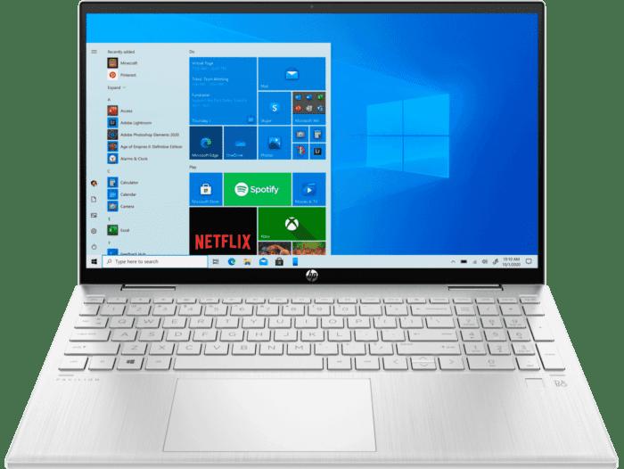 Laptop HP Pavilion x360 Convertible 15-er0021la