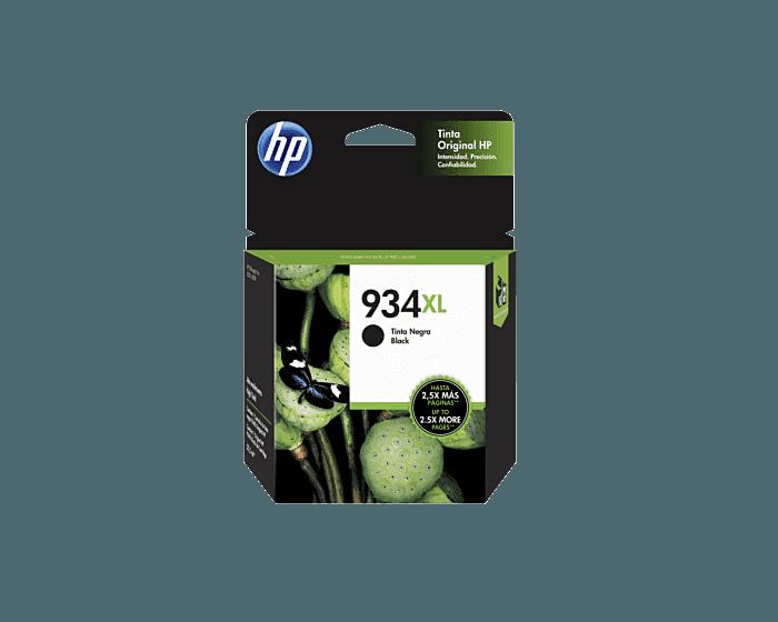 Cartucho de Tinta HP 934XL Negra Original