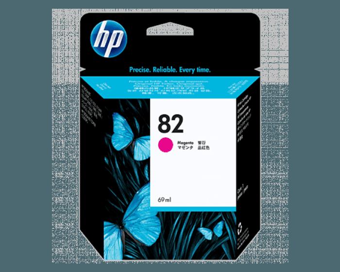Cartucho de Tinta HP 82 Magenta DesignJet Original