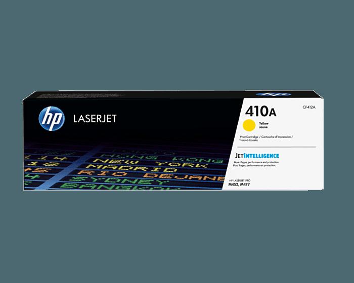 Cartucho de Tóner HP 410A Amarillo LaserJet Original