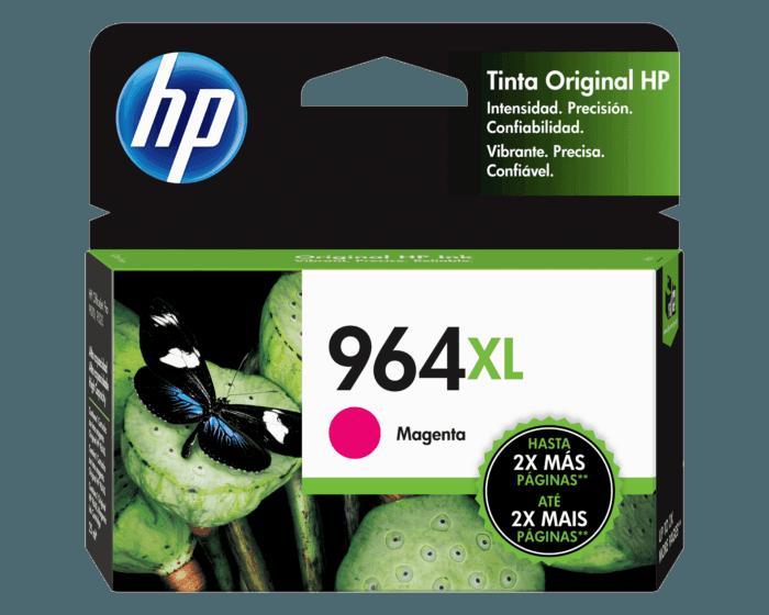 Cartucho de Tinta HP 964XL Magenta Alto Rendimiento Original