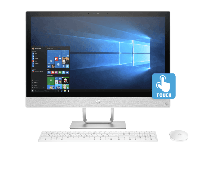 All in One HP Pavilion 24-r019la