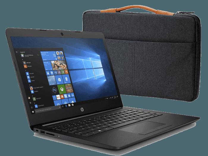 Laptop HP 14-ck2097la + Funda HP Envy Urban de 15.6