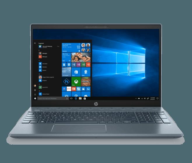 Laptop HP Pavilion 15-cw1084lm + Mcafee