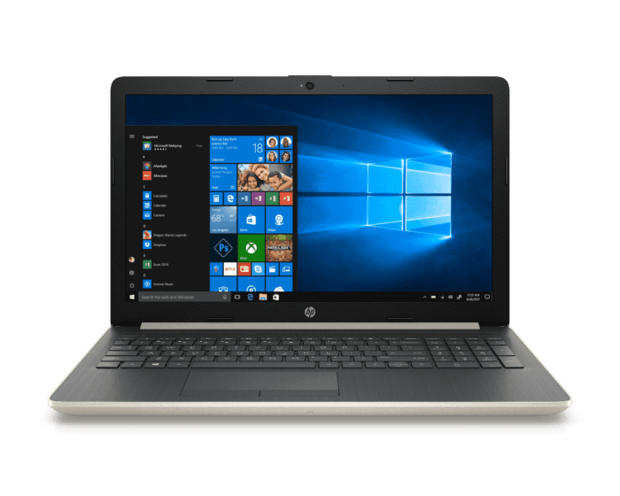 Laptop HP 15-da1037la