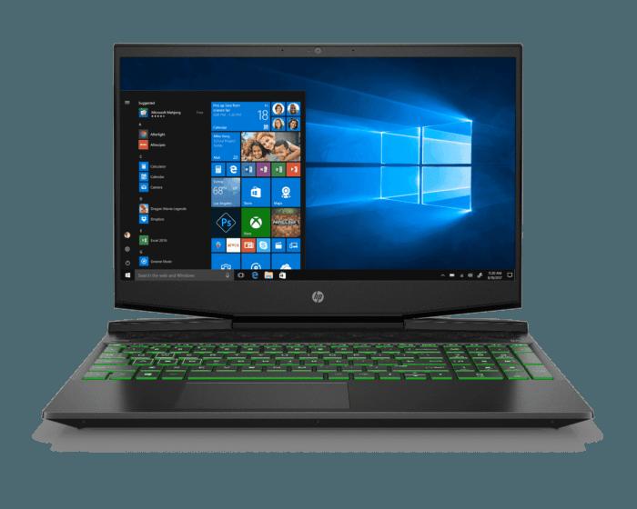 Laptop HP Pavilion Gaming 15-dk0005la