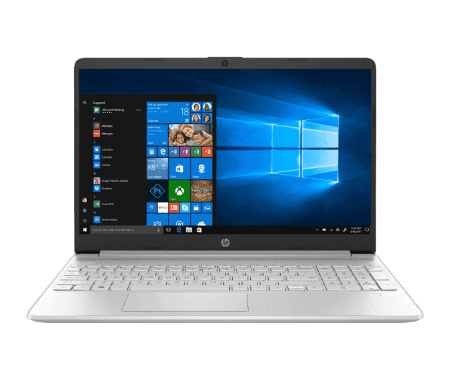 Laptop HP 15-dy1005la
