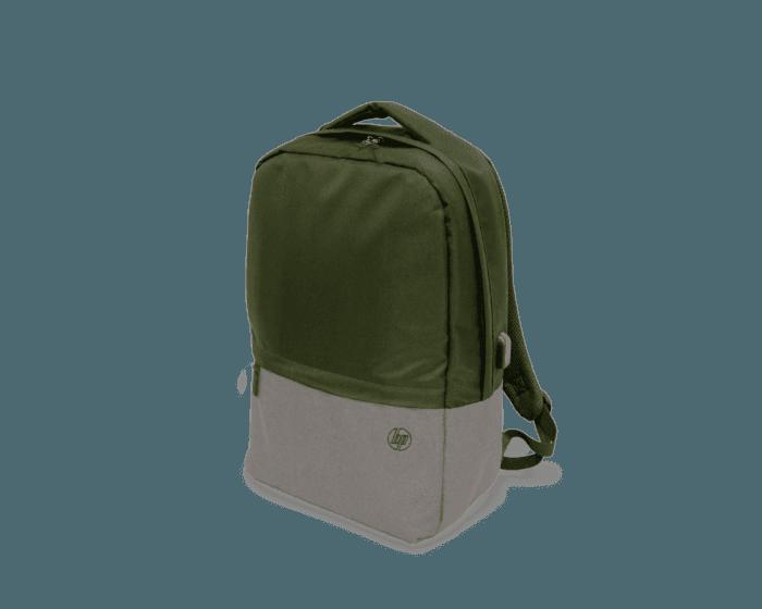 Mochila HP Outfit USB Verde de 15.6
