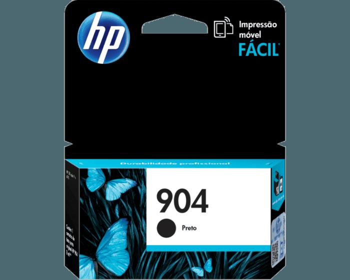 Cartucho de Tinta HP 904 Negra Original