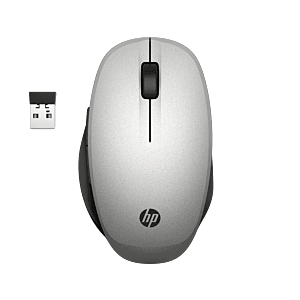 Mouse HP Dual Mode Sliver