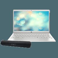 Laptop HP Pavilion 13-an0077lm + Bocina