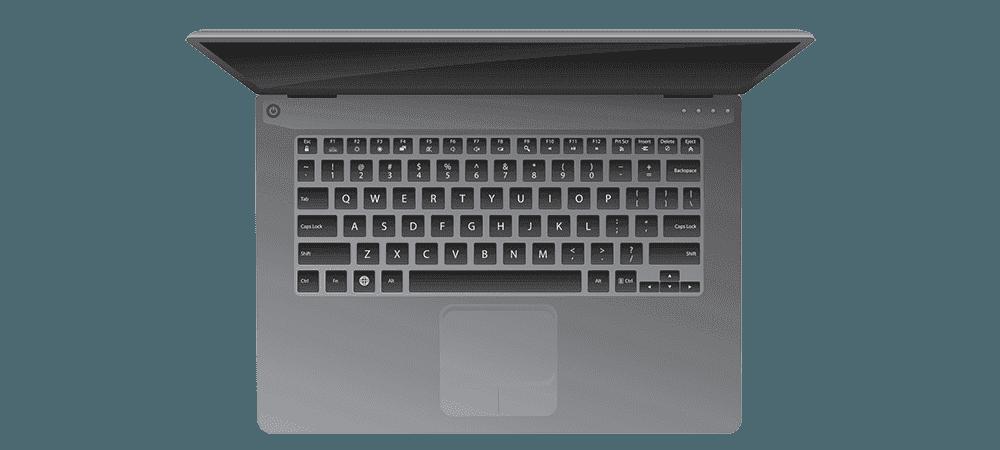 Cómo reemplazar el teclado de una laptop