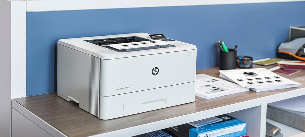 Las 5 mejores impresoras láser HP para cada perfil