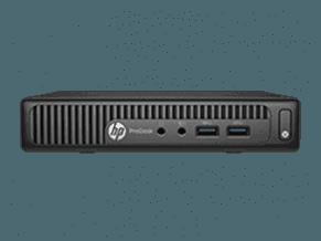 Desktops HP para mejorar tu Productividad