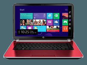 Laptops HP para el hogar