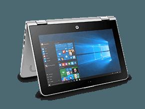 Laptops HP Convertibles