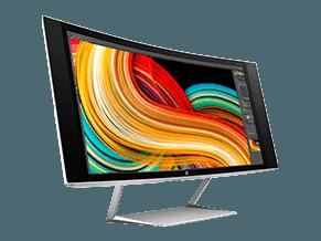 Monitores HP Empresariales