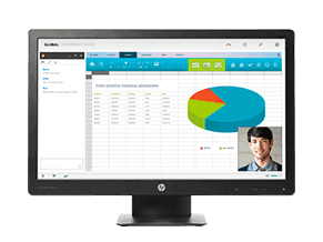 Monitores HP Pro