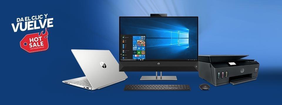 Hot Sale 2020 en HP Online México