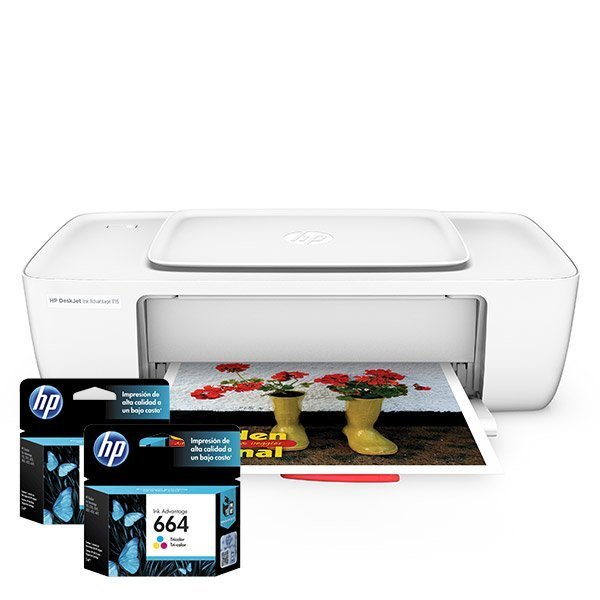 Cartuchos de Tinta para Impresora HP Deskjet Ink Advantage 1115