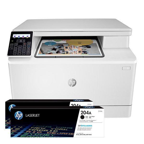 Cartuchos de Tóner para Impresora Multifuncional HP Color LaserJet Pro M180nw