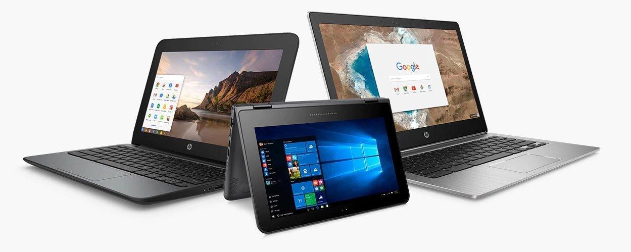 Laptops y tablets HP Essential para uso empresarial | Listas para trabajar