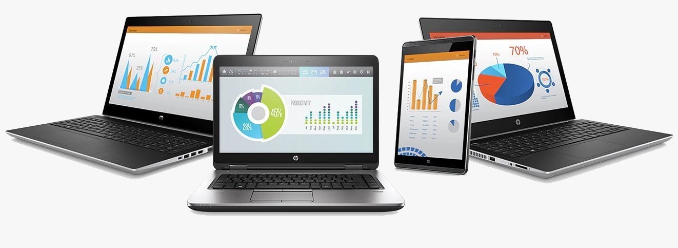 Laptops y tablets HP Pro | Movilidad profesional