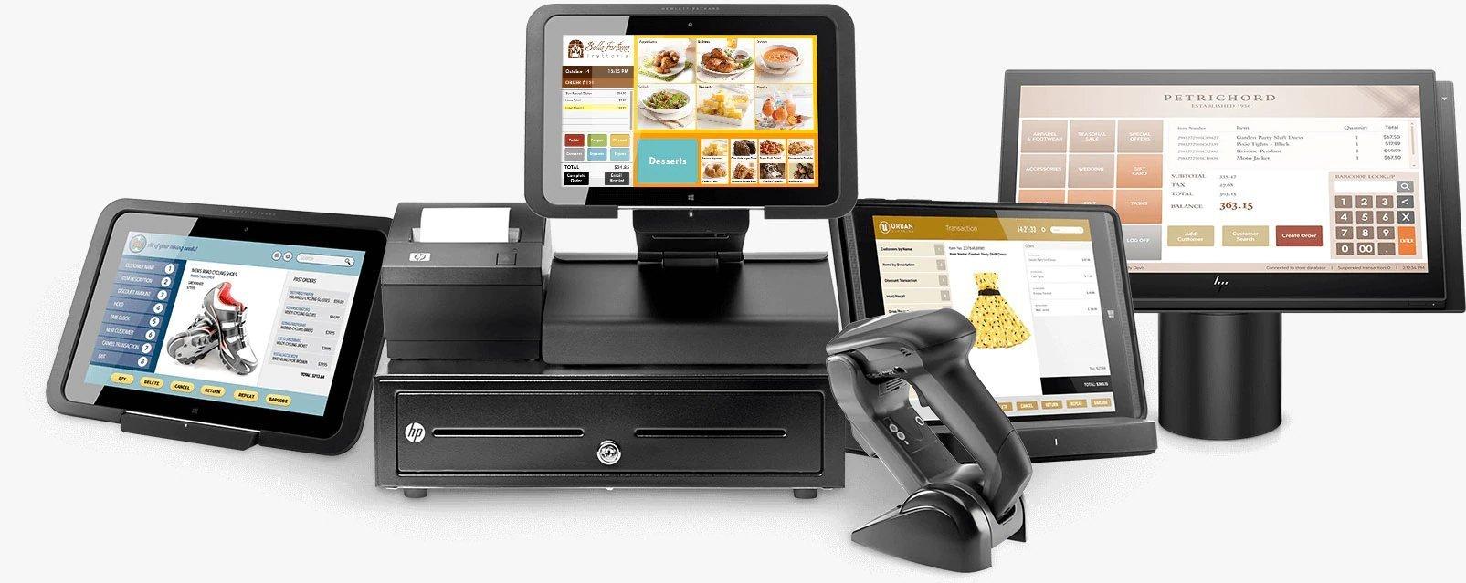 Sistema de punto de venta HP | Entusiasme a sus clientes y mejore los resultados comerciales
