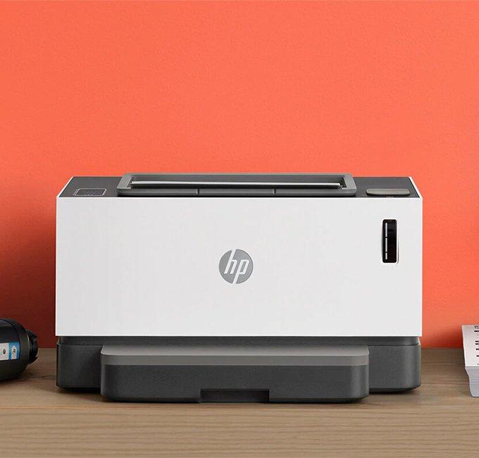 HP Neverstop Laser   La primera impresora láser HP con tanque de tóner