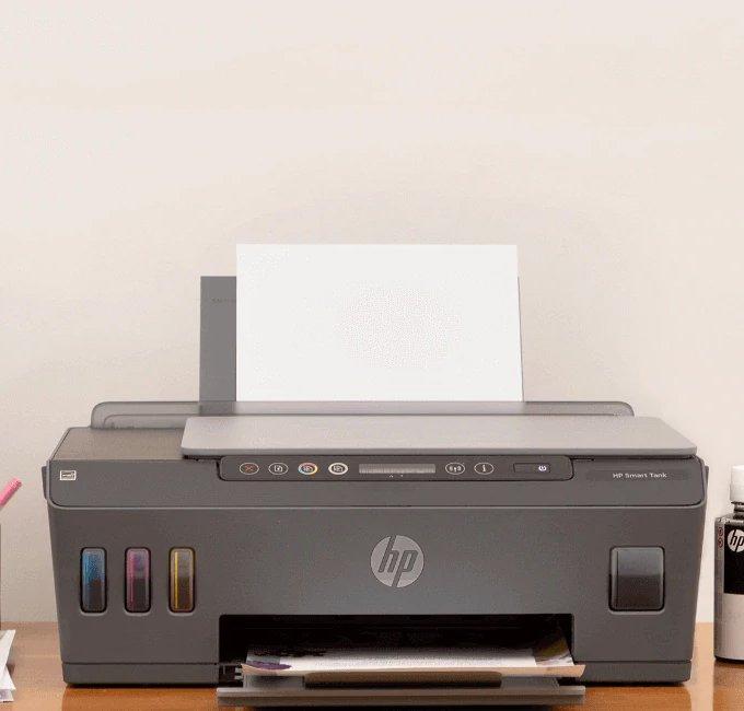 HP Smart Tank | Máxima libertad de impresión