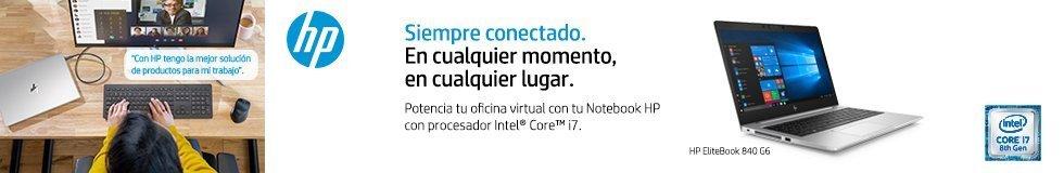 Laptops HP con procesador Intel | Perfecta para ti