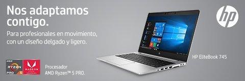 Laptops HP con procesador AMD | Conmigo, siempre