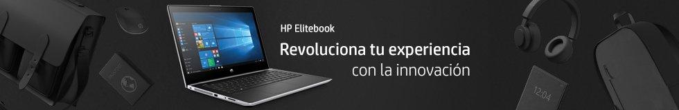 Laptops HP EliteBook   Revoluciona tu experiencia con la innovación