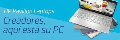 Laptops HP Pavilion | Creadores aqui está su PC
