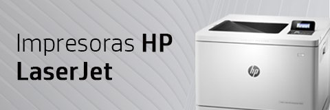 Impresoras HP LaserJet