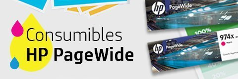 Consumibles HP PageWide