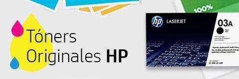 Tóners originales HP