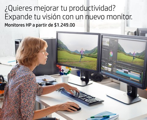 Expande tu visión con un nuevo monitor