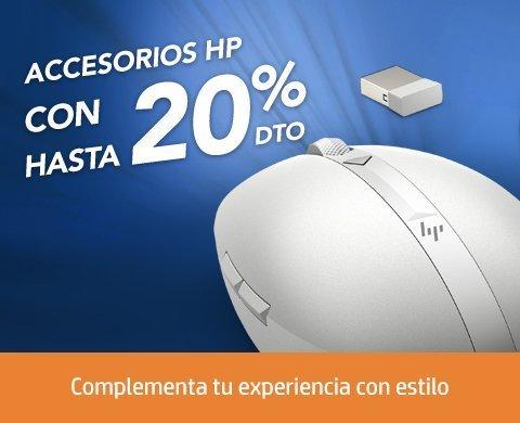 Accesorios HP | con hasta 20% dto