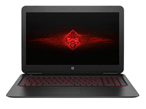 Laptops HP para gamers